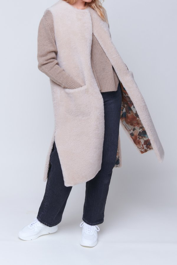 Maxi Lined Gilet