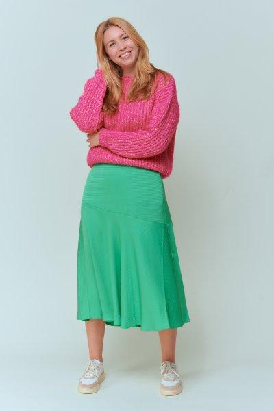 Malaika Raiss Pullover Jumper Ally pink
