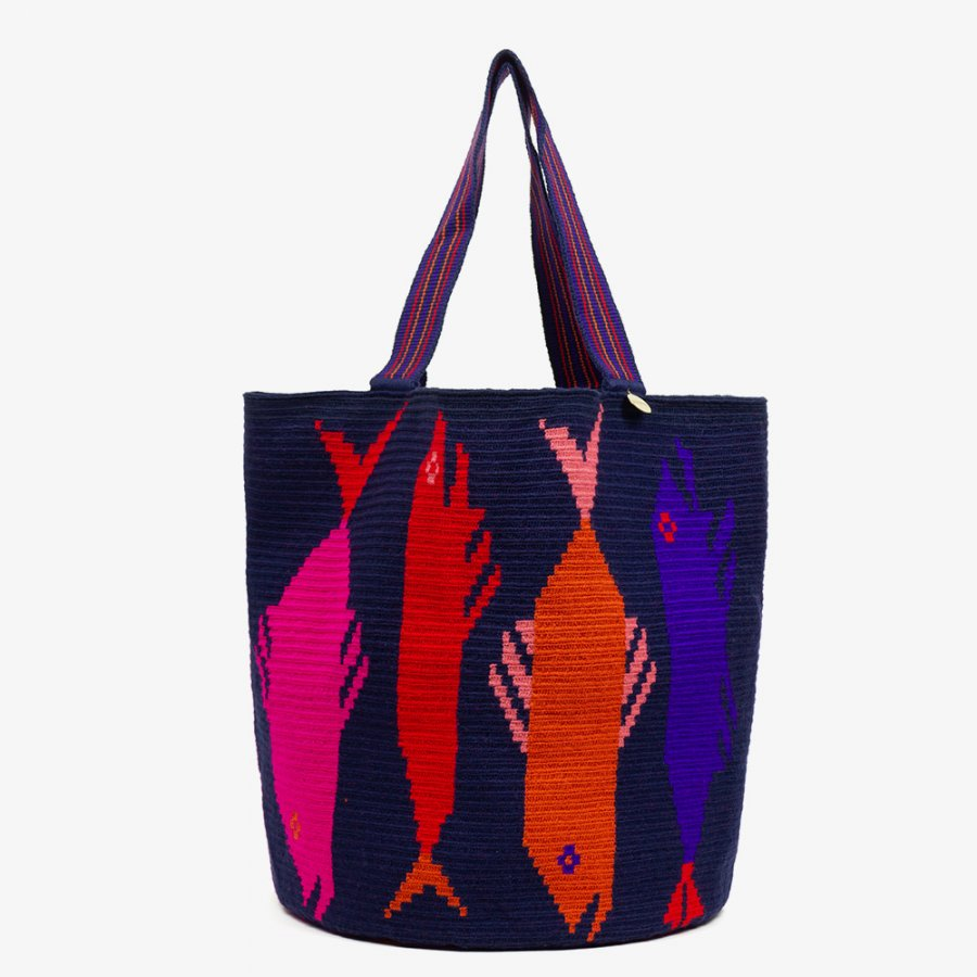Beach Bag Goldfish