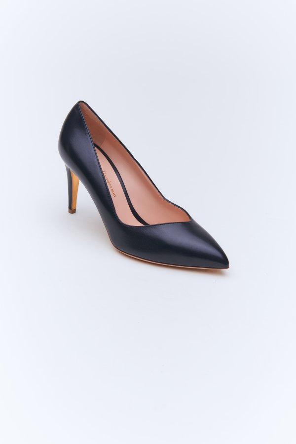 Pumps Black Lamb