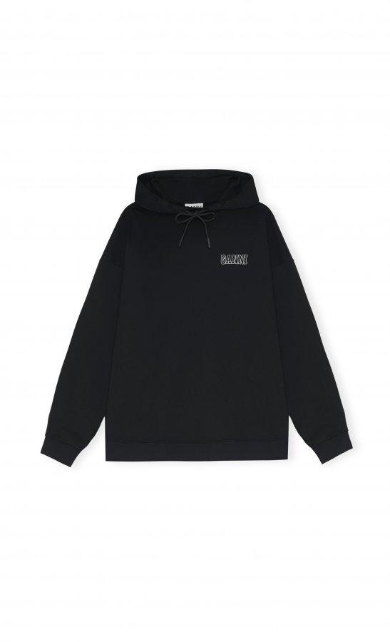 Oversized Hoodie black