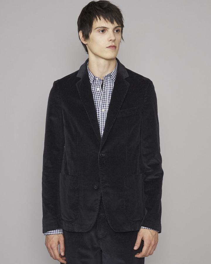 Jacket blau/navy