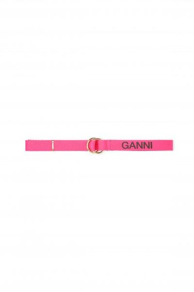 Ganni Gürtel Pink