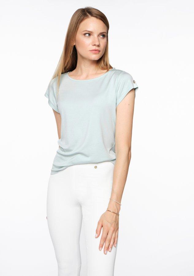 Marina T-shirt aqua