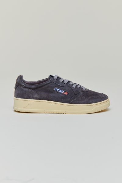 Autry Action shoes Suede Grey Man