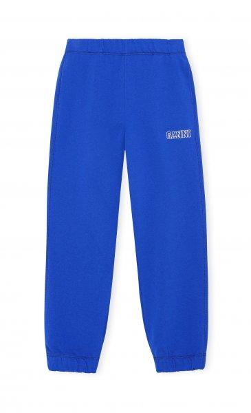 Ganni Jogger Blau