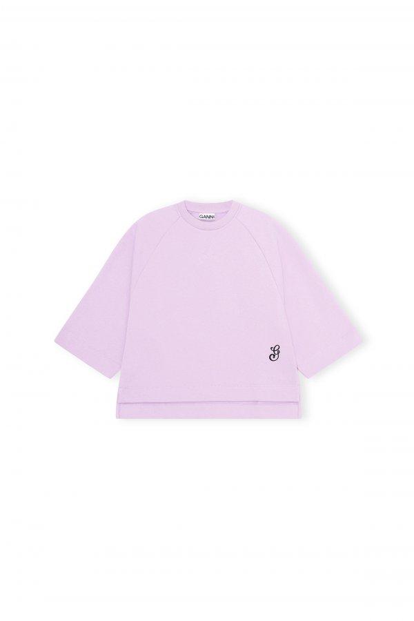 Pullover lila