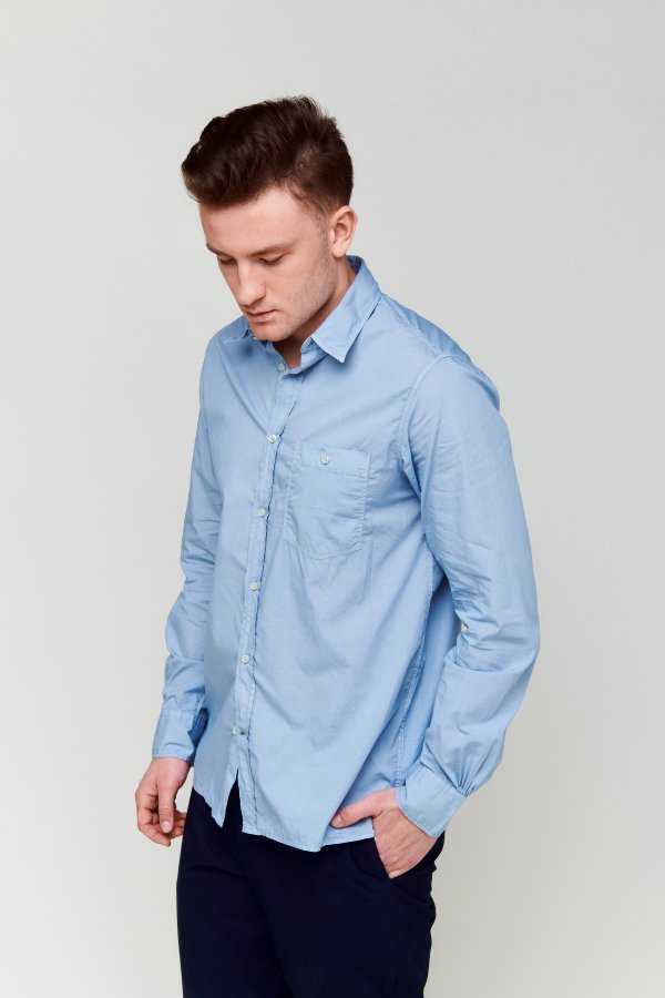 Axel Shirt cotton poplin