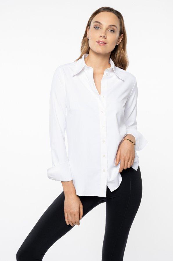 The Classy White Shirt