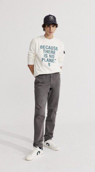 Ecoalf Pullover B man