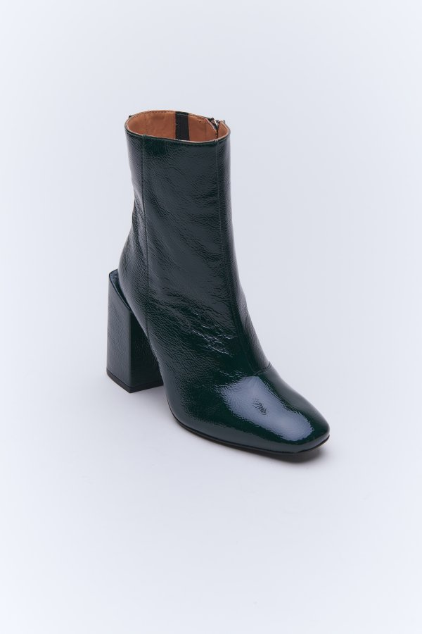 Ankle boots green