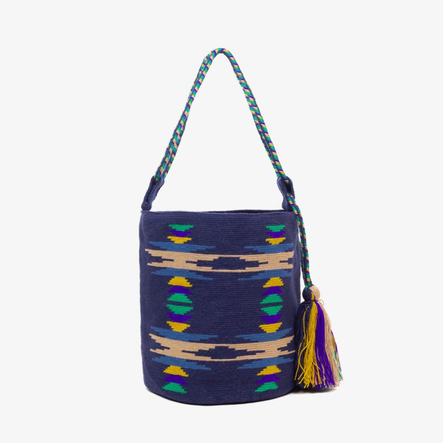 Melbourne Bag Blue