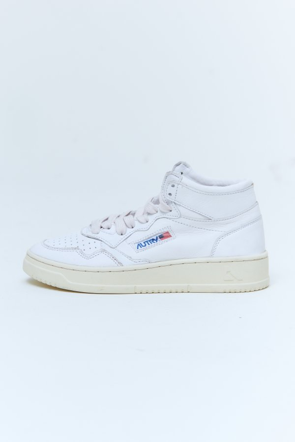 Sneaker High top White