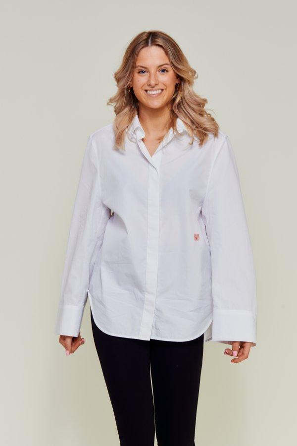Signature cotton shirt