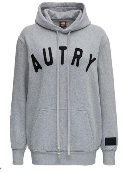 Autry Action shoe  Grauer Hoodie