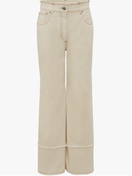 J.W.Anderson Beige Jeans