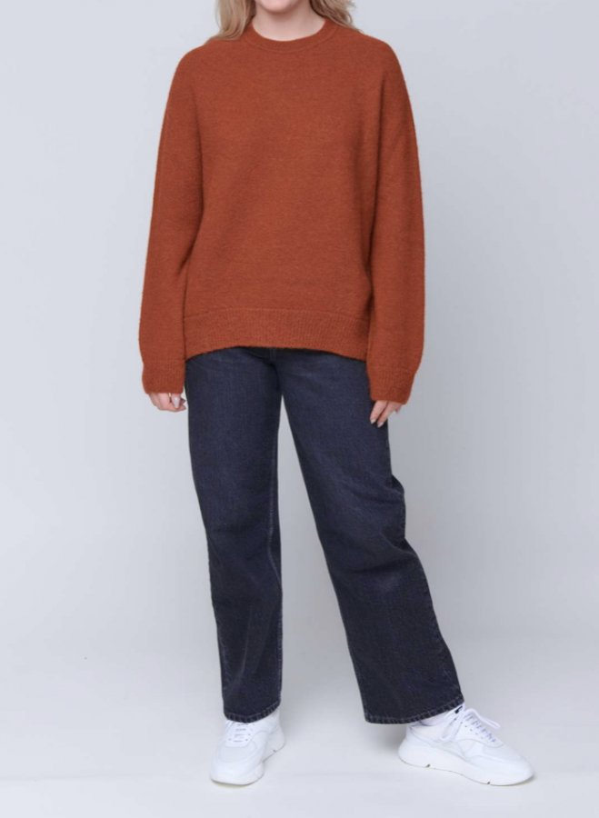 Pullover Rust