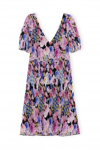 Ganni Dress lila