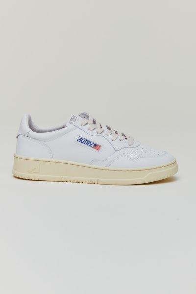 Autry Action shoes Leat/White Man Shoe