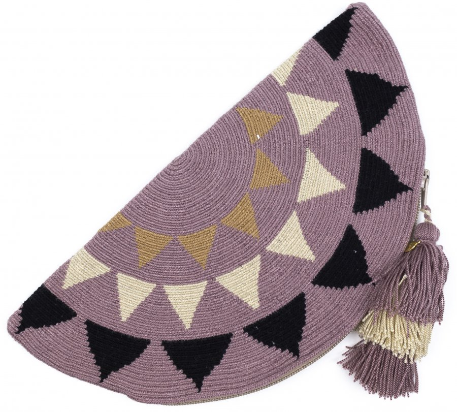 Clutch purple