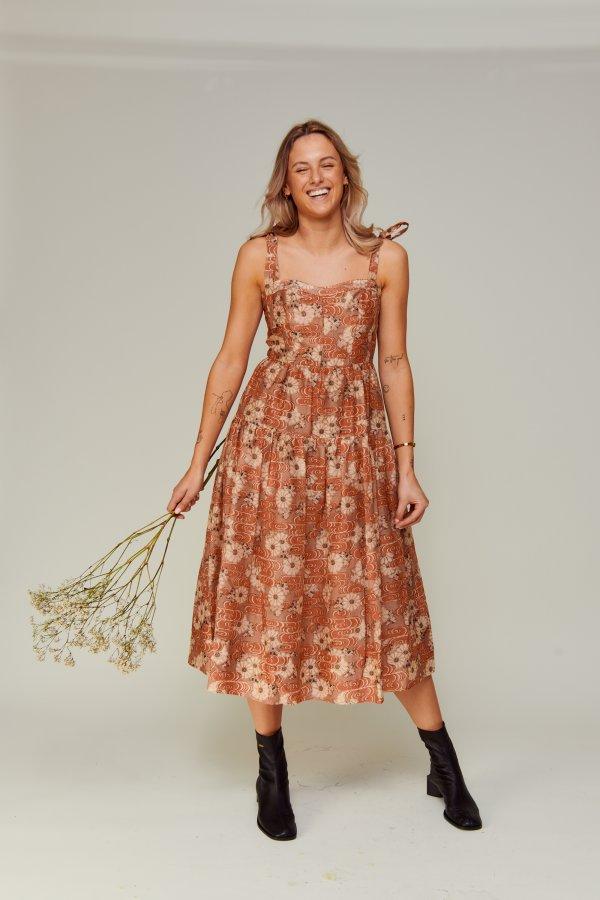 Minerve Dress
