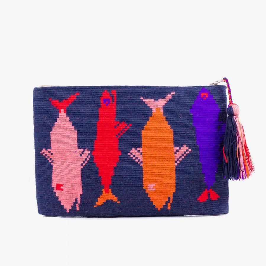 Clutch Bag Fish
