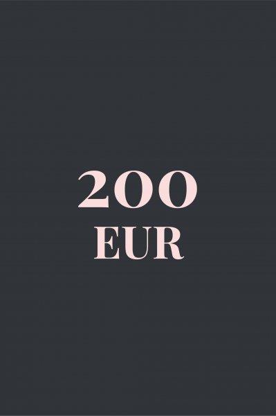 Bella Donna Gutschein 200 EUR