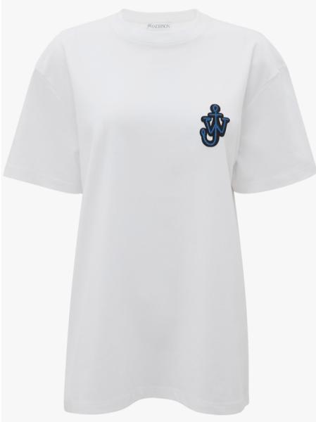 J.W.Anderson T-shirt weiß/blau