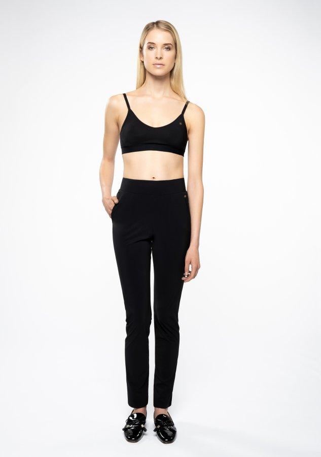 No limit stretch pants black