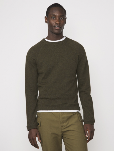 Officine Pullover grün