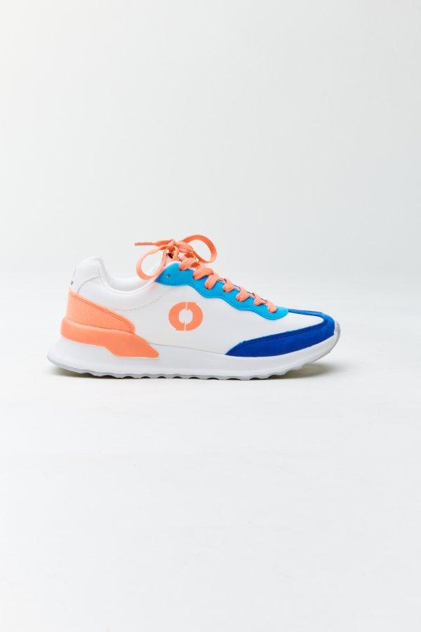 Shoe woman coral