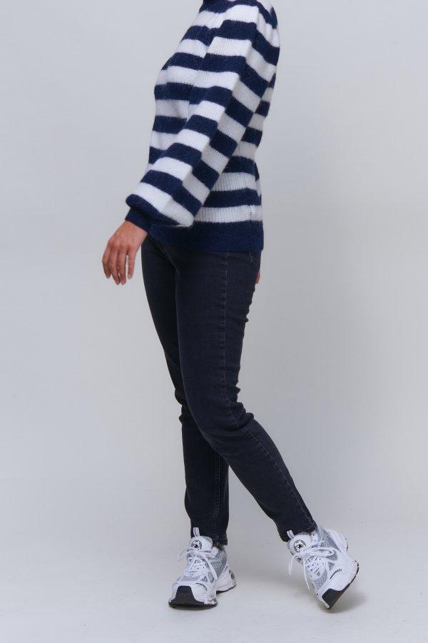Pullover-striped