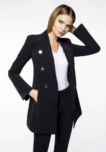 Ina Kess Castello Long blazer