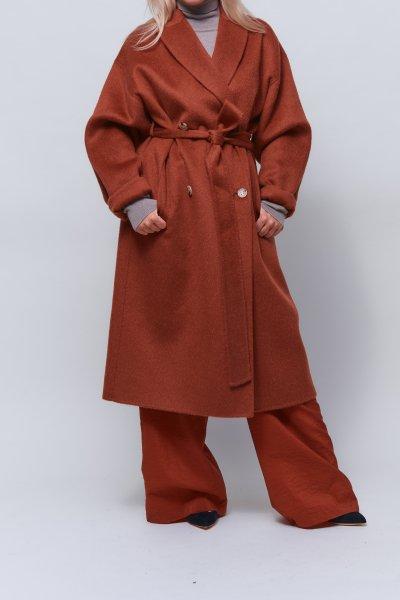 Acne Studios Coat Rust