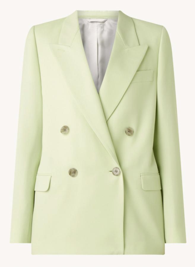 Gelb/grüner Blazer