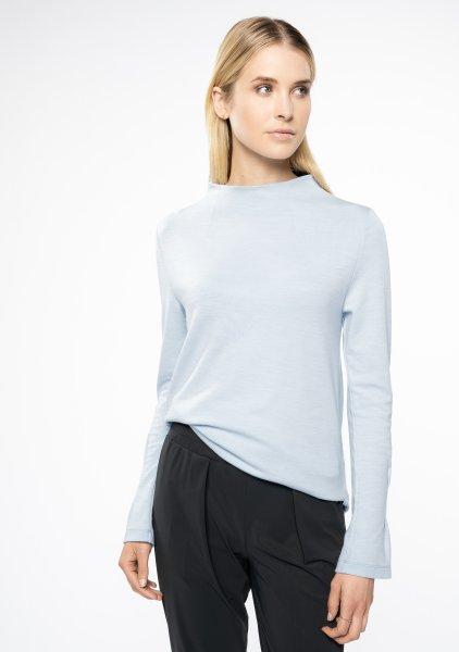 Ina Kess Loft sweater blu ciel