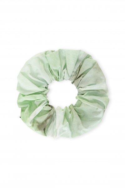 Ganni Scrunchy Grün