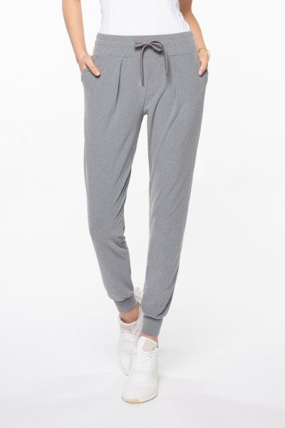 Ina Kess Track pants crystal grey