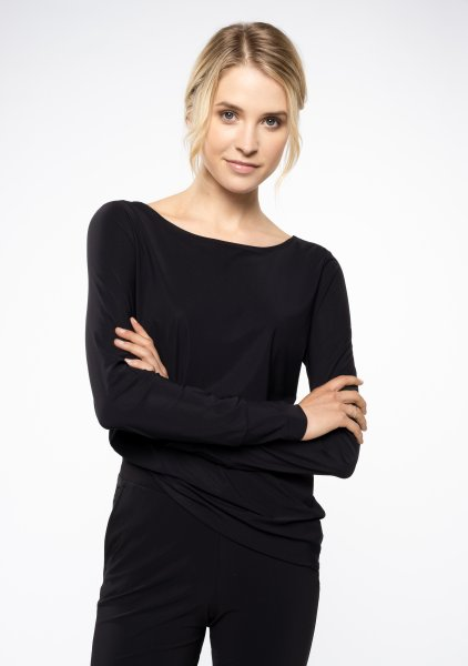 Ina Kess Alldaylong blouse black