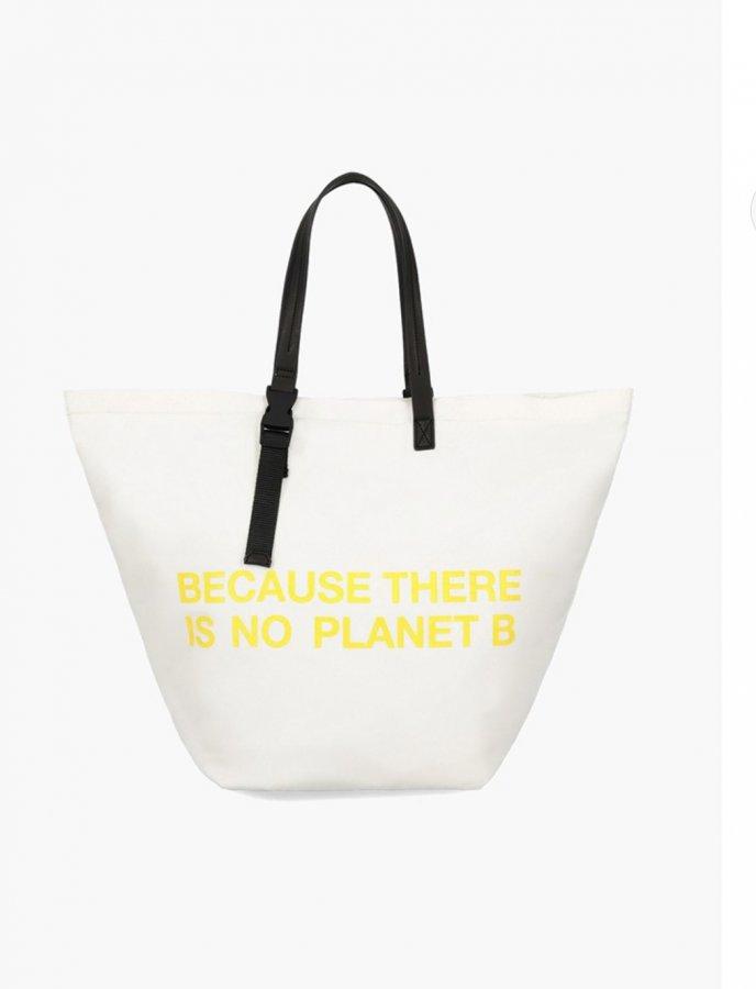 Stofftasche Weiß