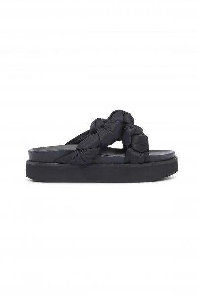 Ganni Sandale schwarz