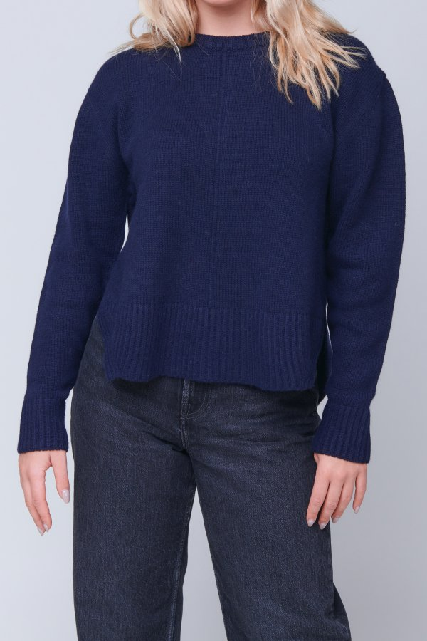 Pullover blue