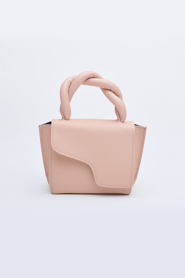 Handtasche Sand