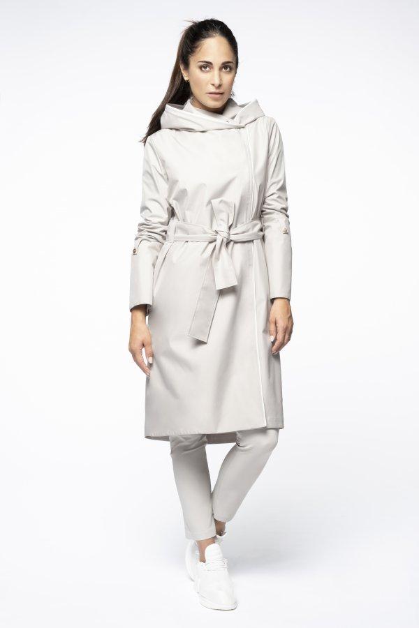Milano Raincoat sheer