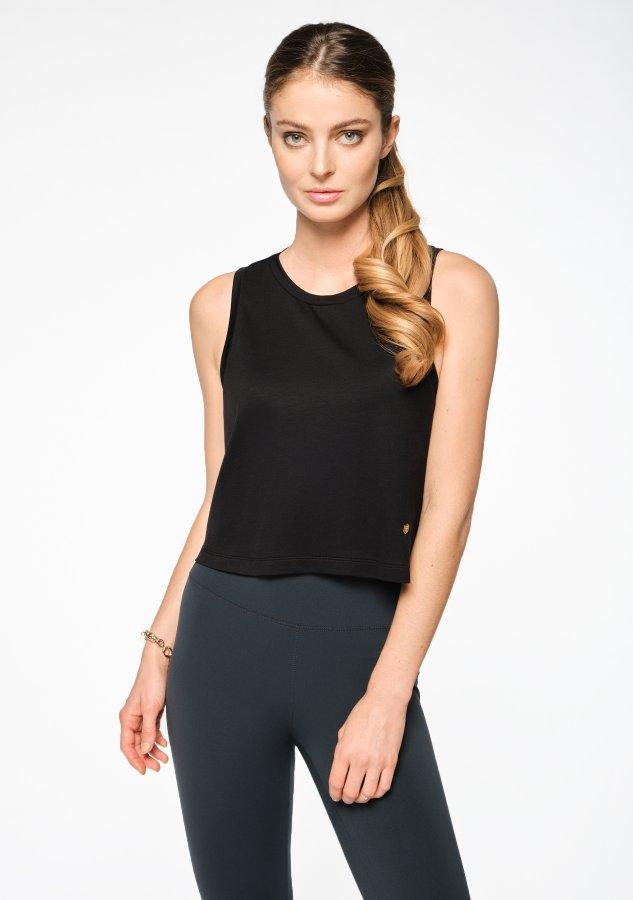 Solar T-shirt black