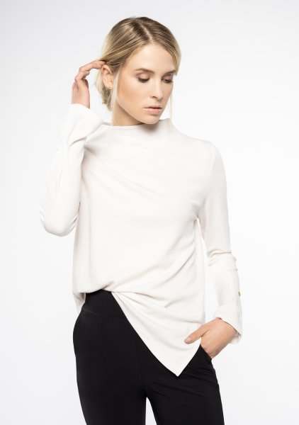 Ina Kess Loft sweater panna