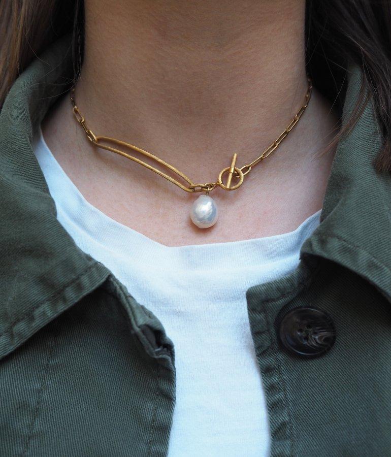 Salon Pearl Halskette