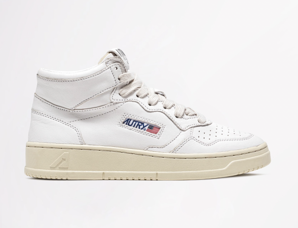 Autry Action shoe  Sneaker High top White