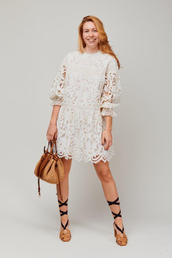 Albertine Dress