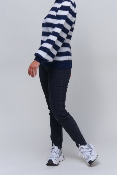 Ganni Pullover-striped